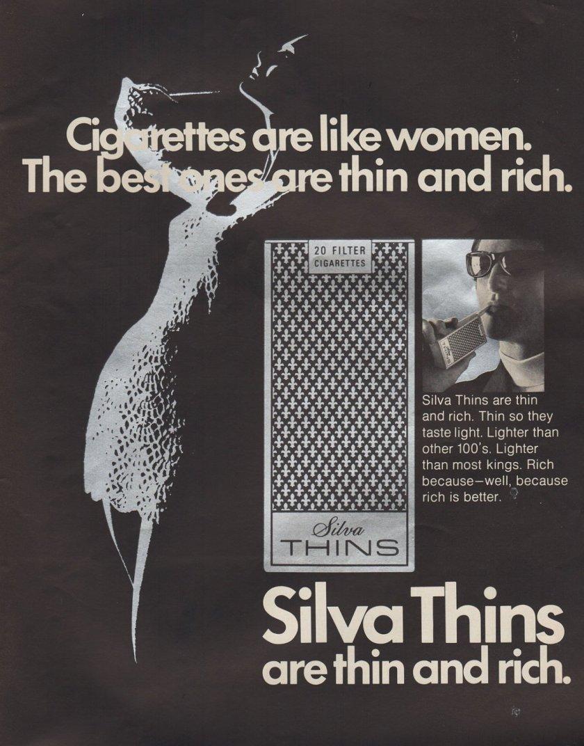 1967 (Silva Thins)