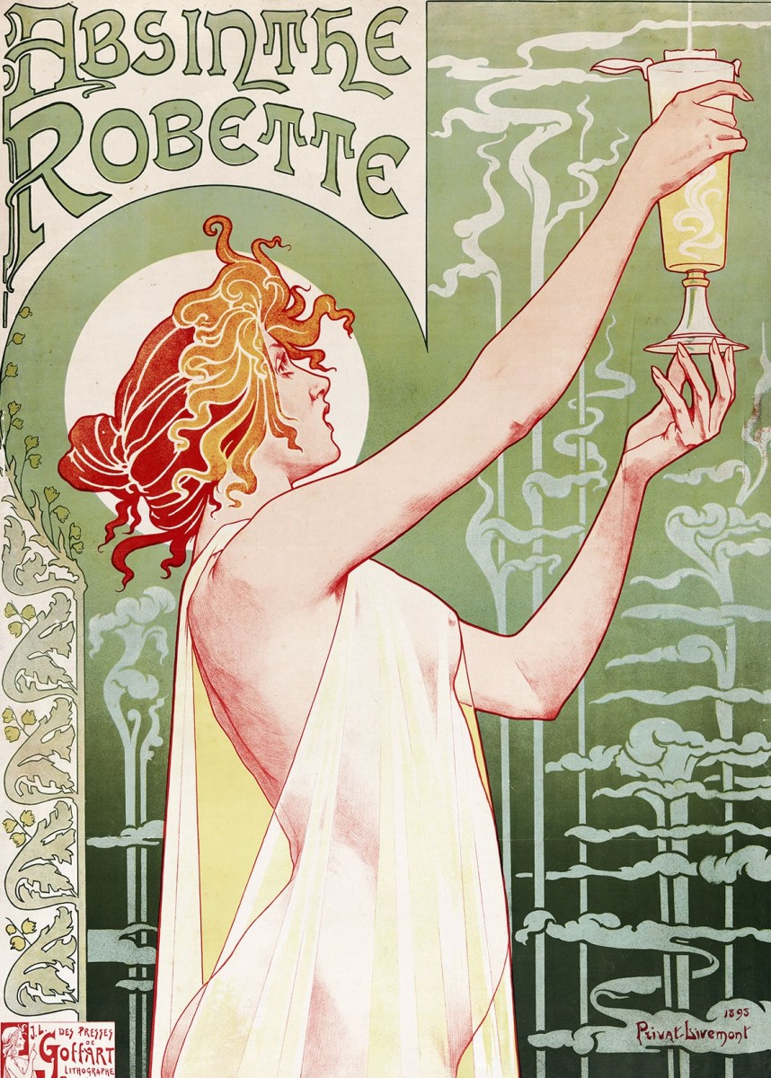 Everything You Need to Know About Absinthe in 60 Seconds