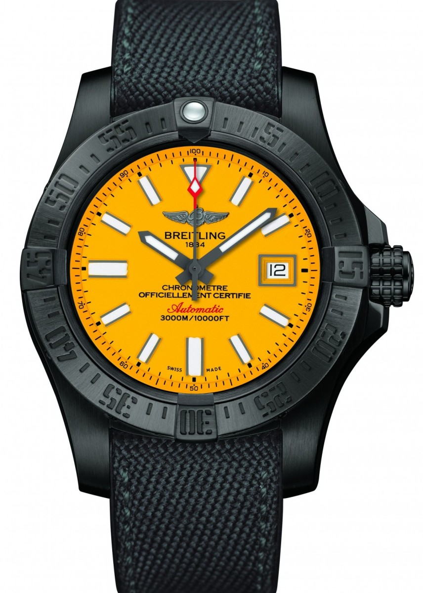 Limited-Edition Breitling Watch Can Handle Unprecedented Depths