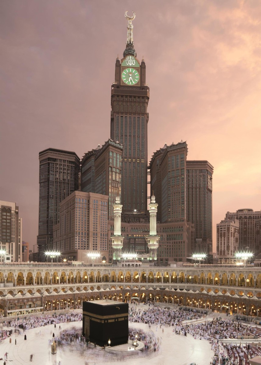 Mecca and Its Building Boom