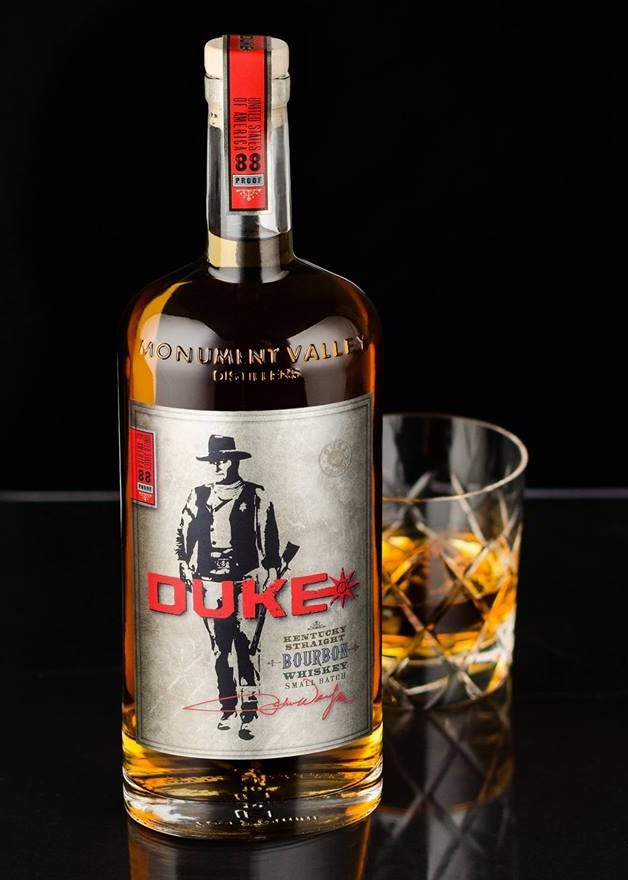 Duke Spirits' Bourbon