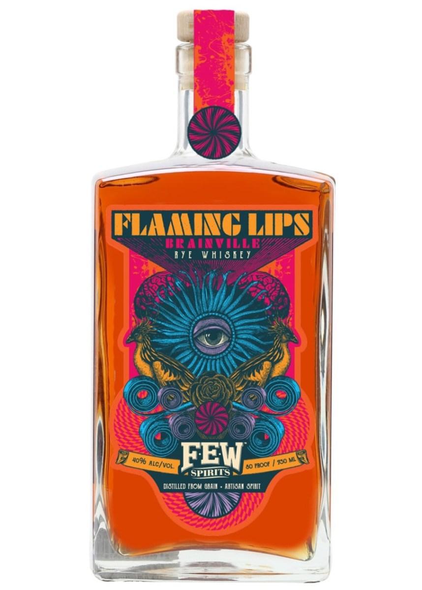 Flaming Lips Whiskey