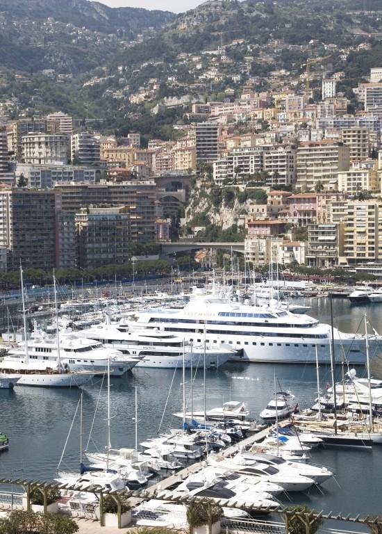 French Riviera. Cote D'Azur. Monaco. (Getty)