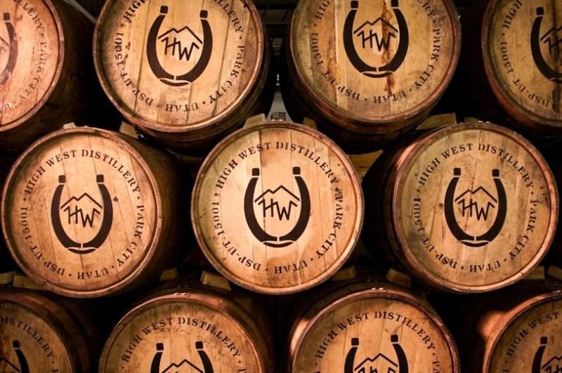 (High West Distillery)