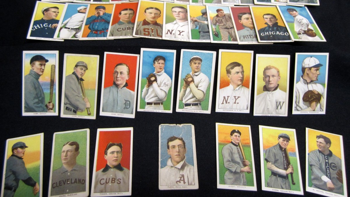 Rare Collection Of Baseball Hall Of Fame Cards Discovered In Boston
