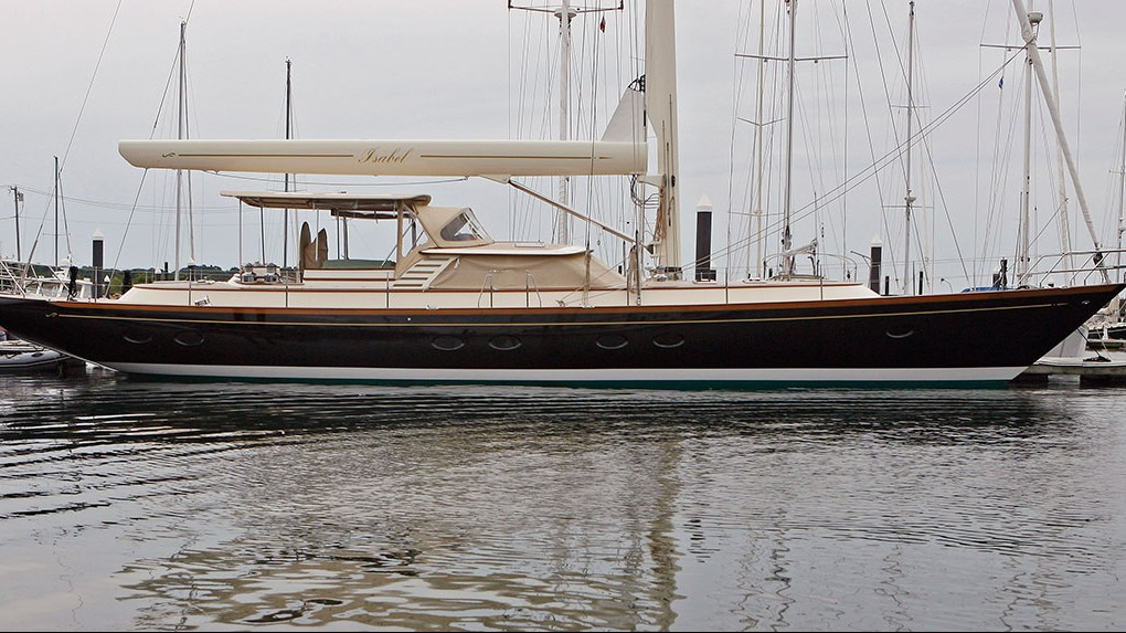 John Kerry's Yacht