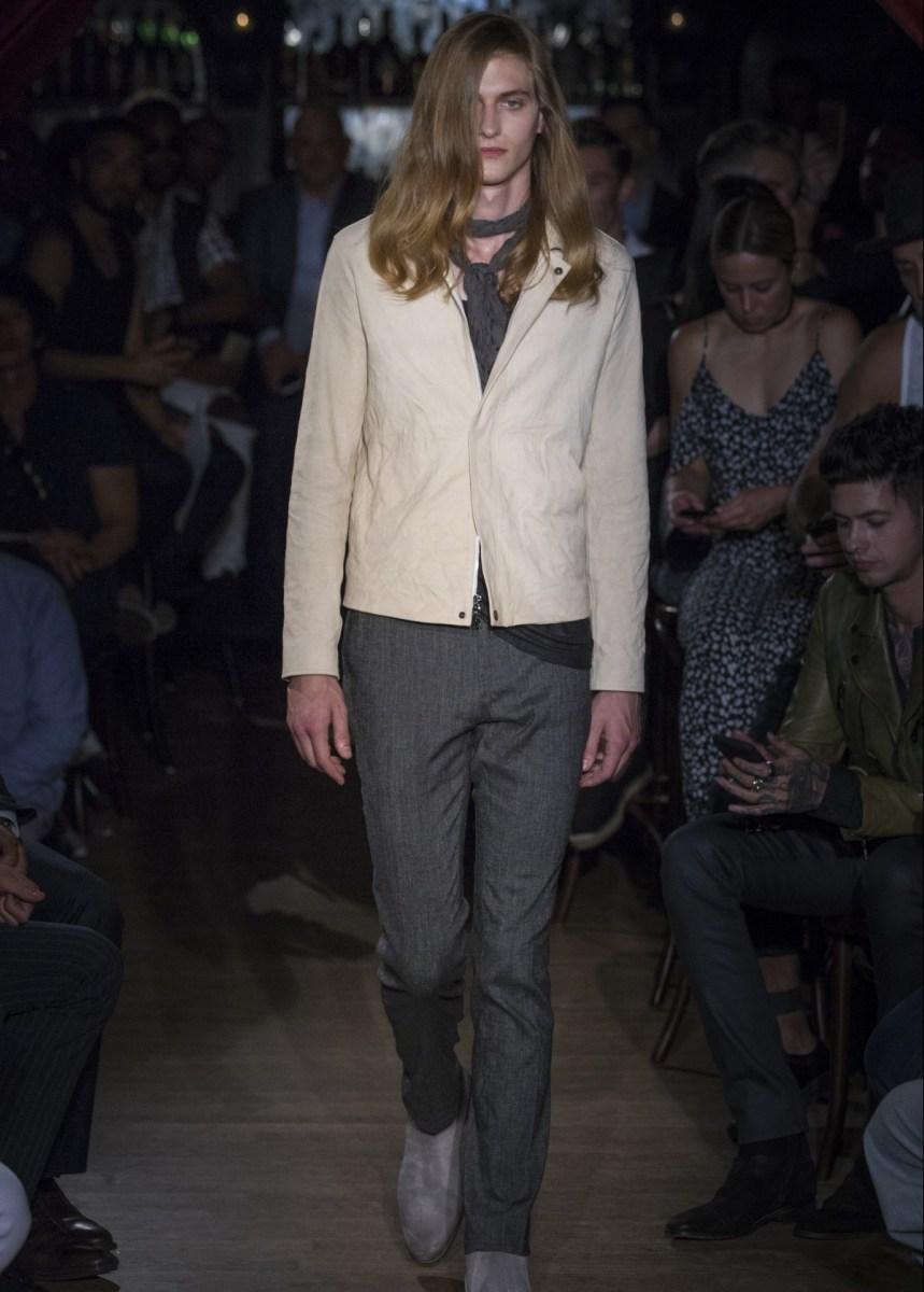 Take a Peek Inside John Varvatos' New Spring Menswear Collection