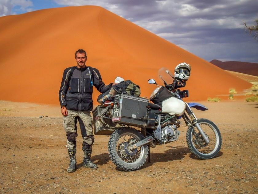 Worldwide Motorcycle Trip