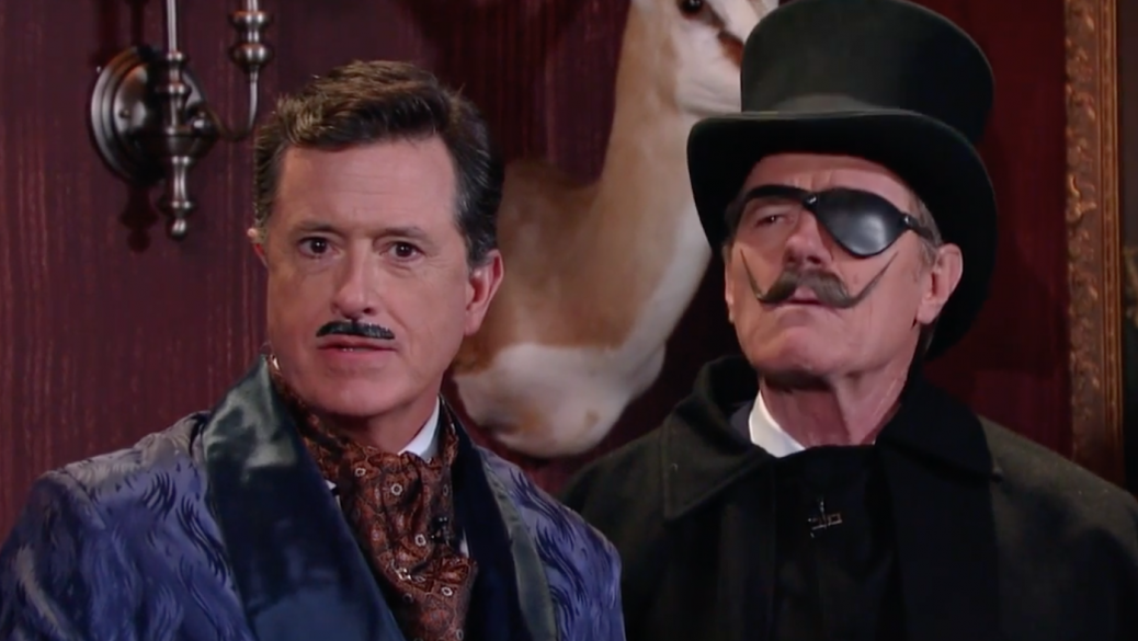 'Too Much Exposition Theater' With Bryan Cranston