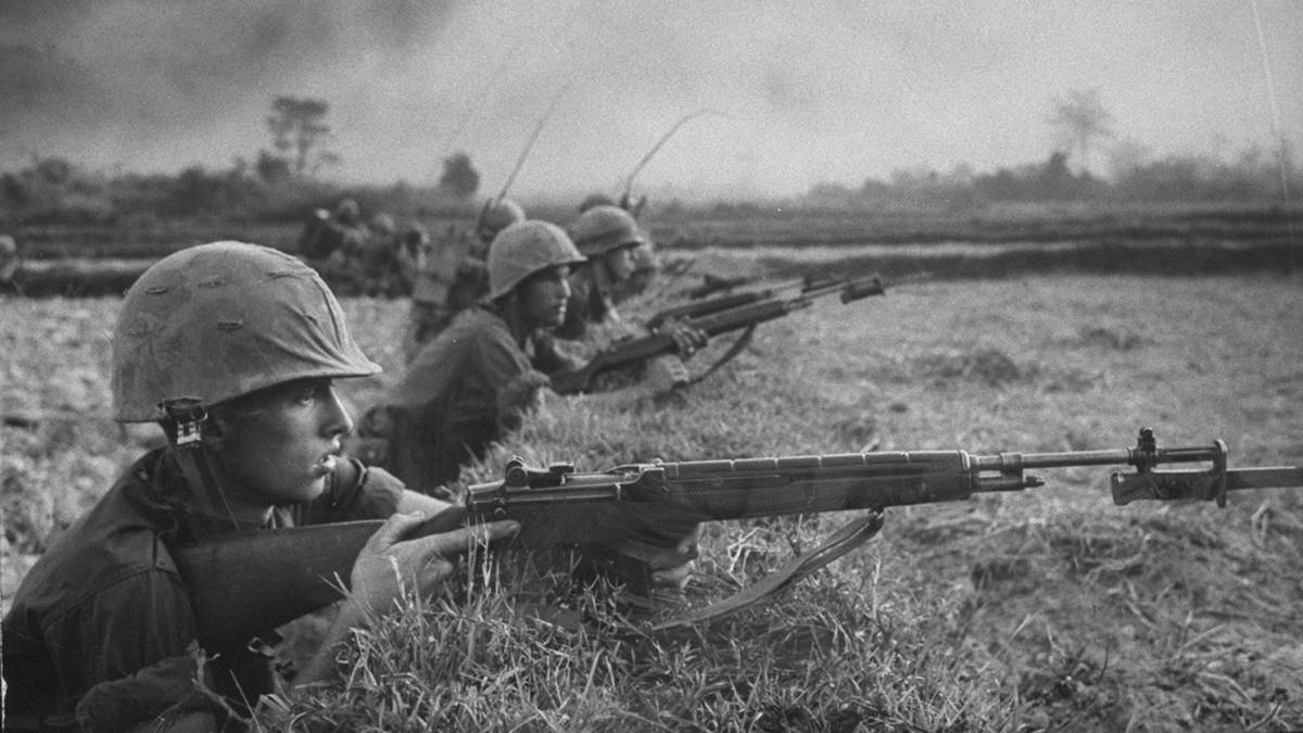 прослойки вьетнамский снайпер фото длинный