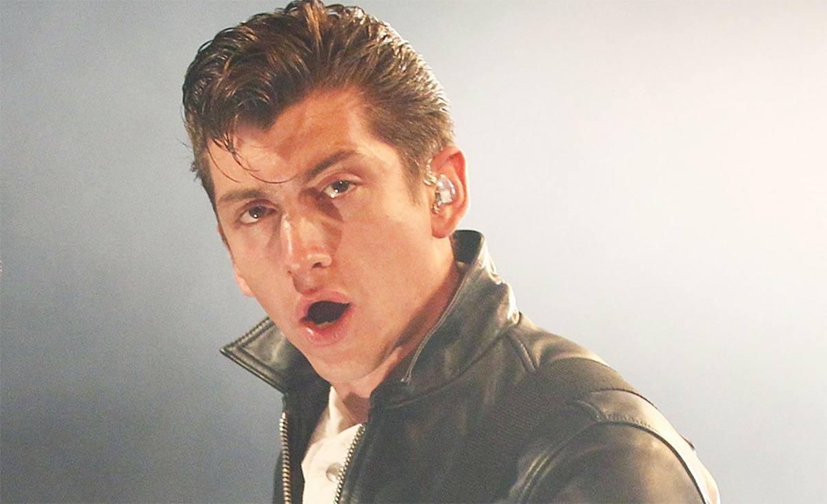 British Rock Star Alex Turner's Style Evolution