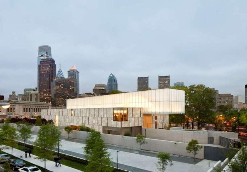 (Tod Williams Billie Tsien Architects)