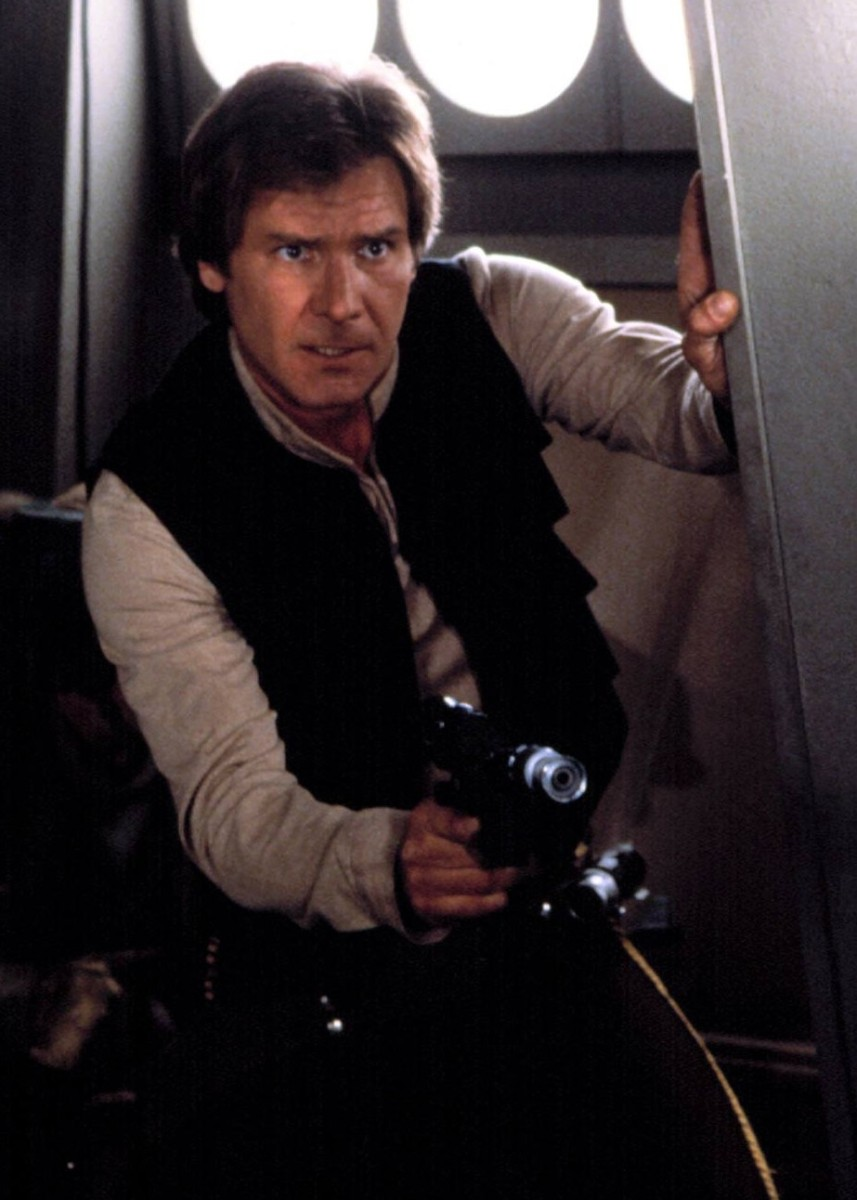 STAR WARS: EPISODE VI - RETURN OF THE JEDI, Harrison Ford, 1983