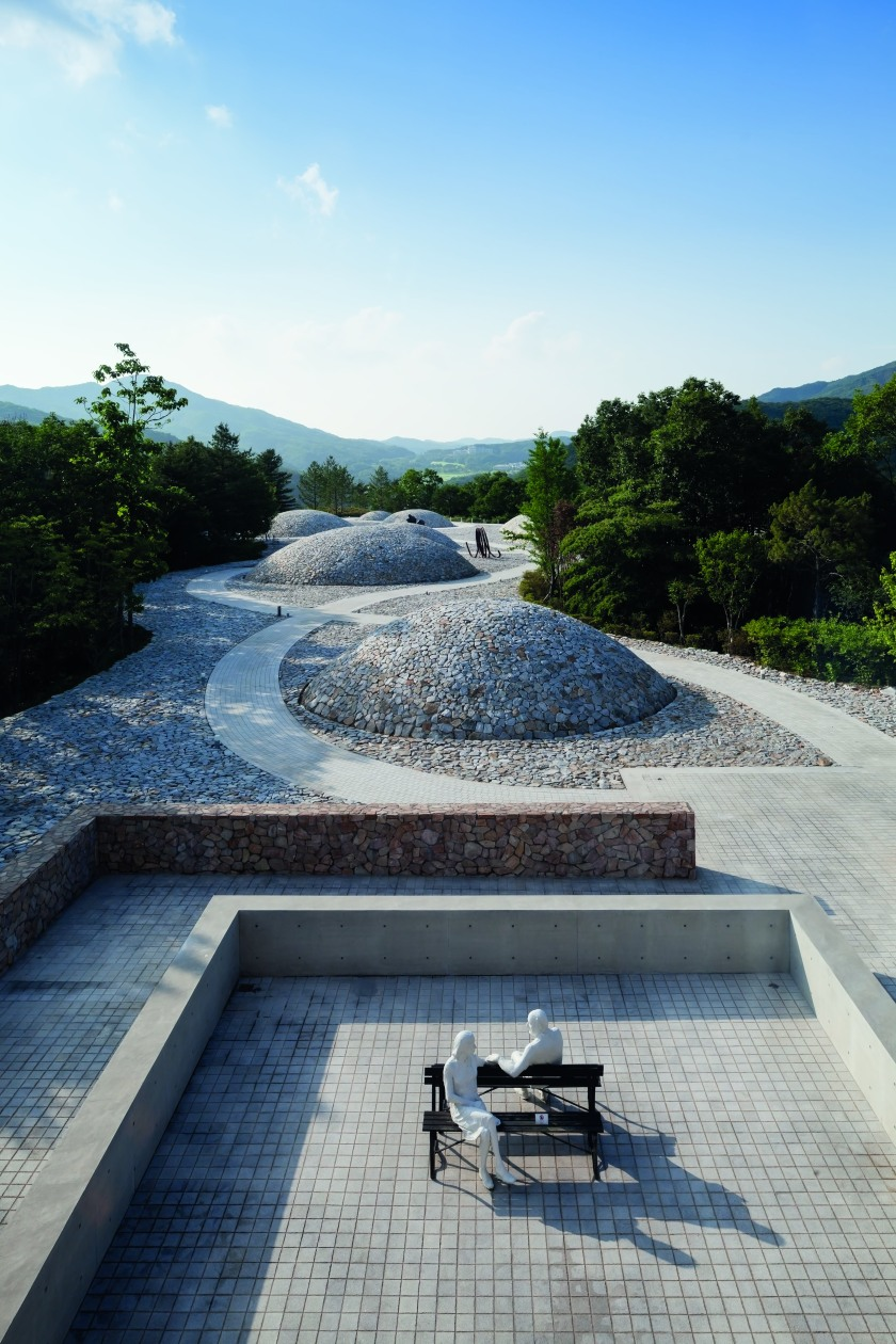 Hansol Museum in Wonju, South Korea (Shigeo Ogawa / TASCHEN)