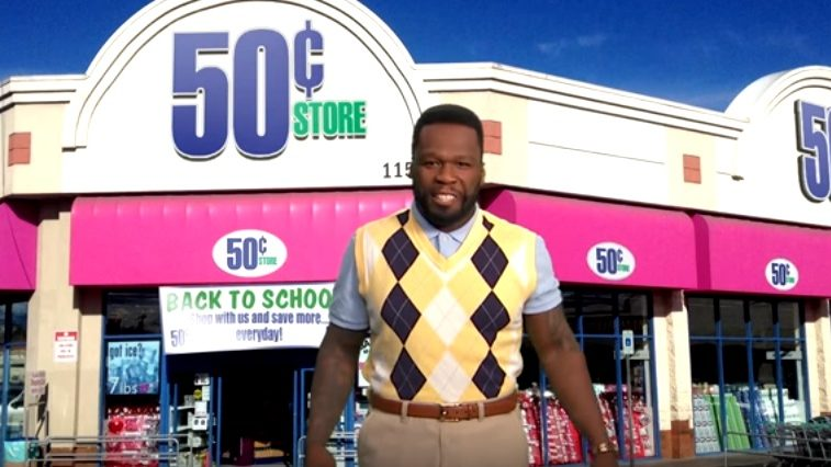 Enjoy the Back-to-School Sale at 'The 50 Cent Store'