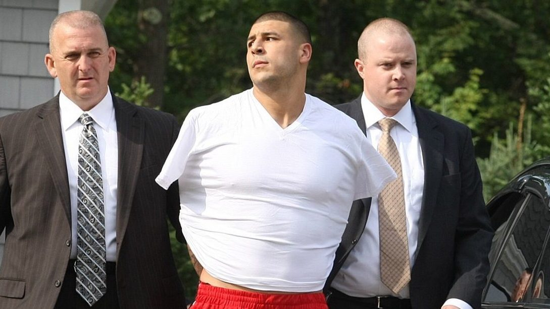 Aaron Hernandez Acquitted of Murder Charges