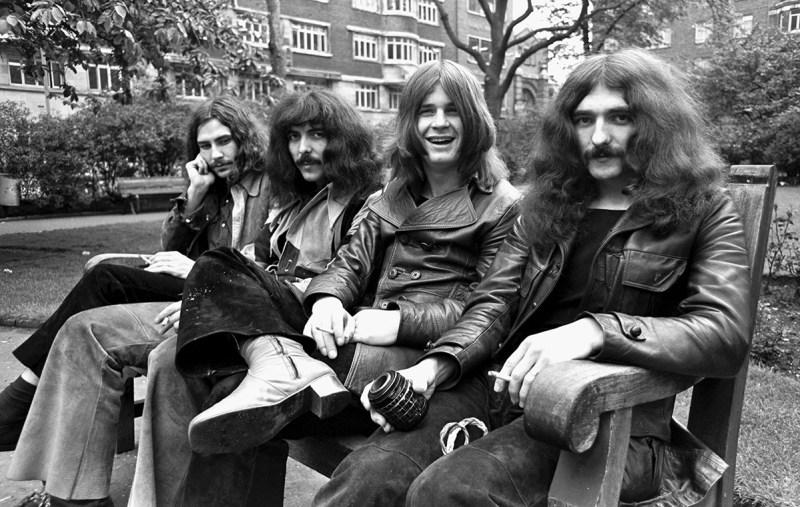 Black Sabbath Auction