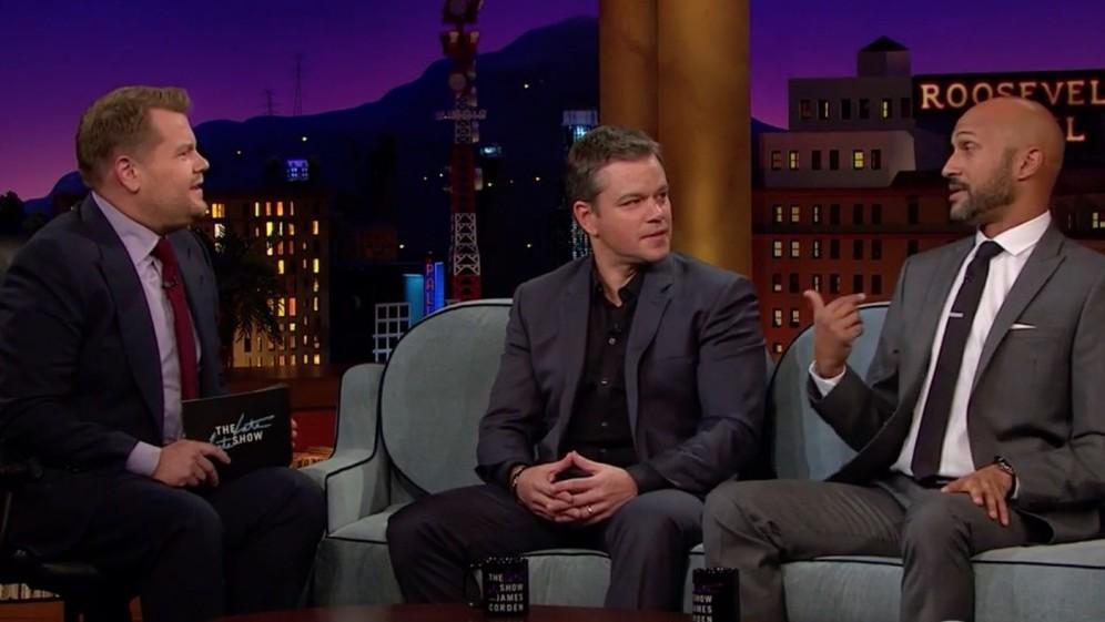 Is Matt Damon Settling the Bourne vs. Bond Debate Once and for All?