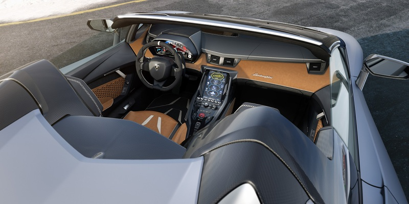 Centenario Roadster