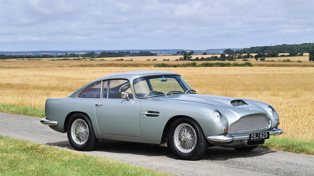 Aston Martin Auction