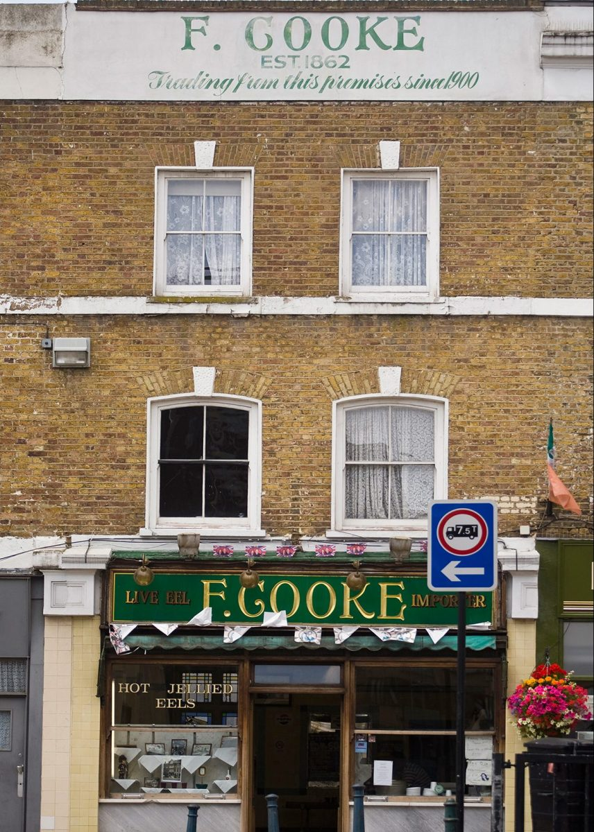 London East End Restaurant