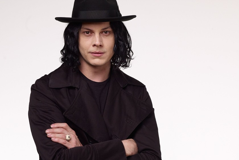 Musician Jack White from the film 'White Stripes Under the Great White Northern Lights' poses for a portrait during the 2009 Toronto International Film Festival at The Sutton Place Hotel on September 18, 2009 in Toronto, Canada. (Photo by Matt Carr/Getty Images)