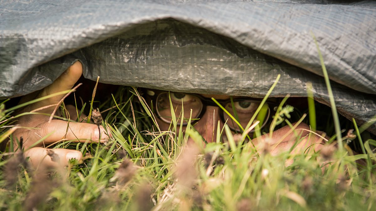 Enter The Hide And Seek World Championship And Never Be Found