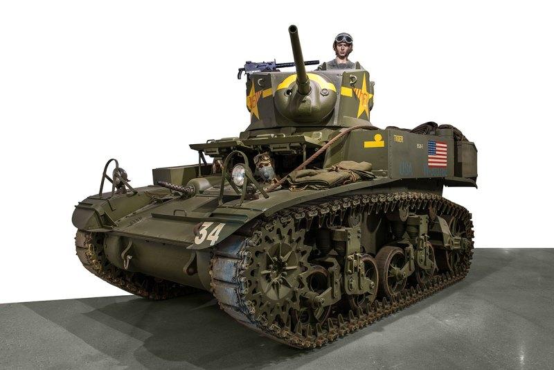 Normandy Tank Auction