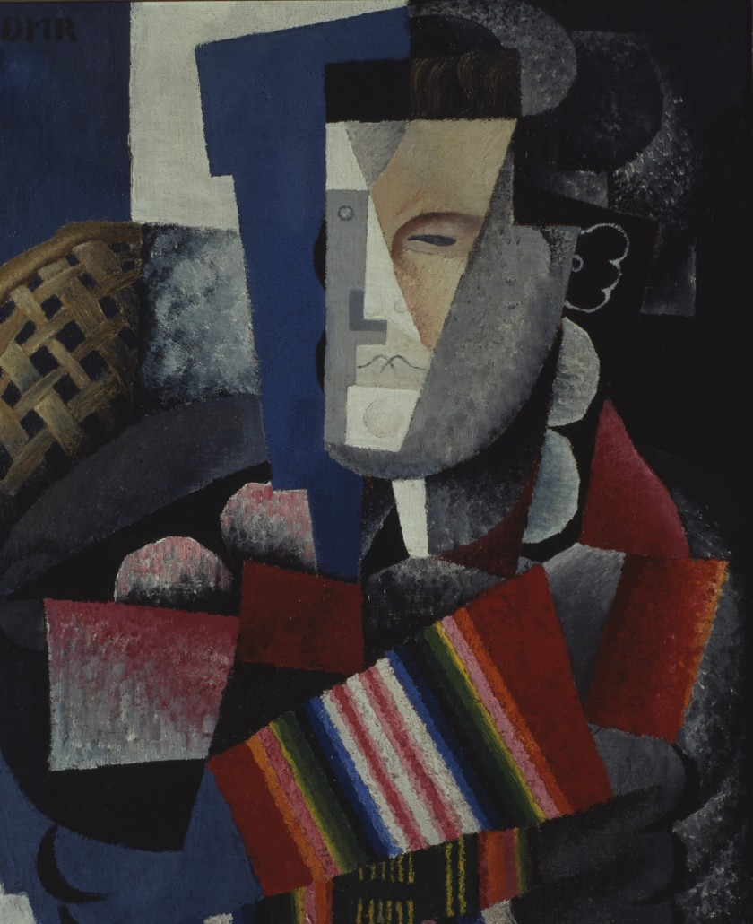 Portrait of Martín Luis Guzmán, 1915, by Diego Rivera (Banco de México Diego Rivera Frida Kahlo Museums Trust, Mexico, D.F./Artists Rights Society (ARS), New York )
