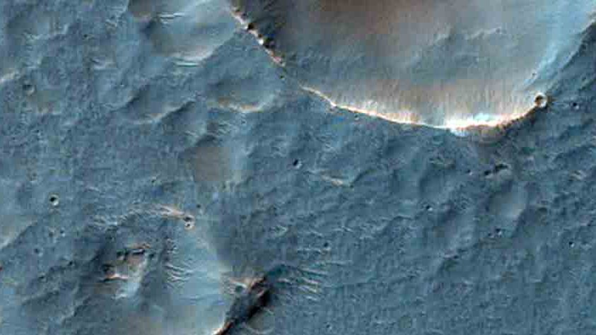 (NASA/JPL/University of Arizona )