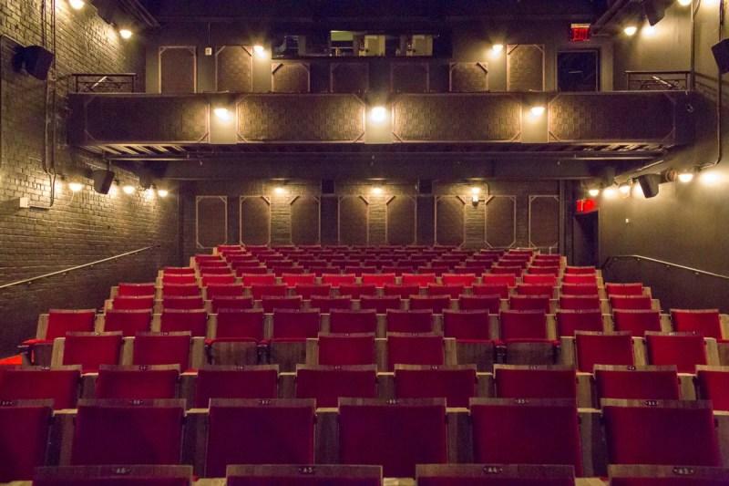 The theater (Mirella Cheeseman)