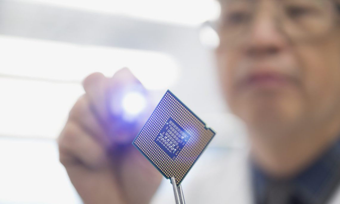 Why Microchips Will Soon Stop Shrinking
