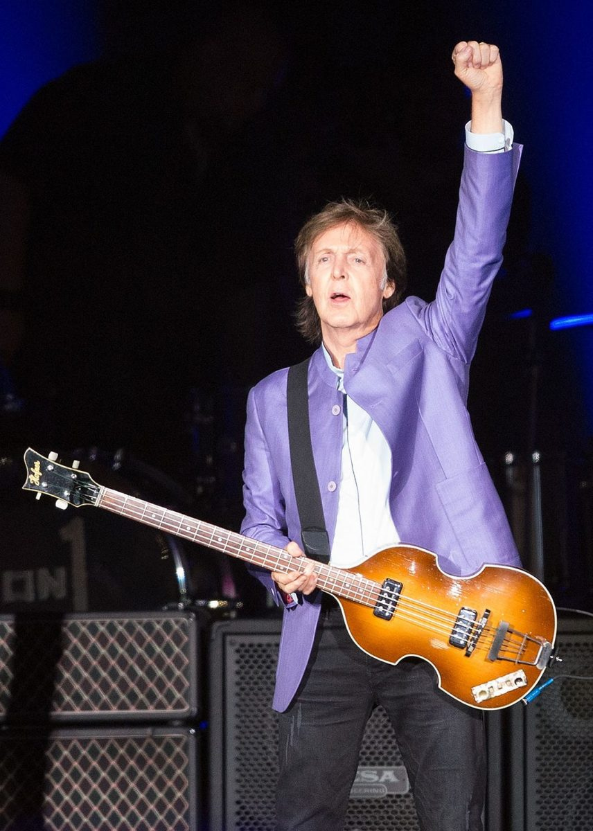 Learn How to Play Bass From The Beatles' Paul McCartney