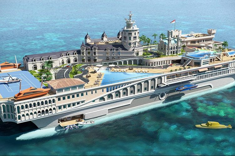 most expensive yachts in the world