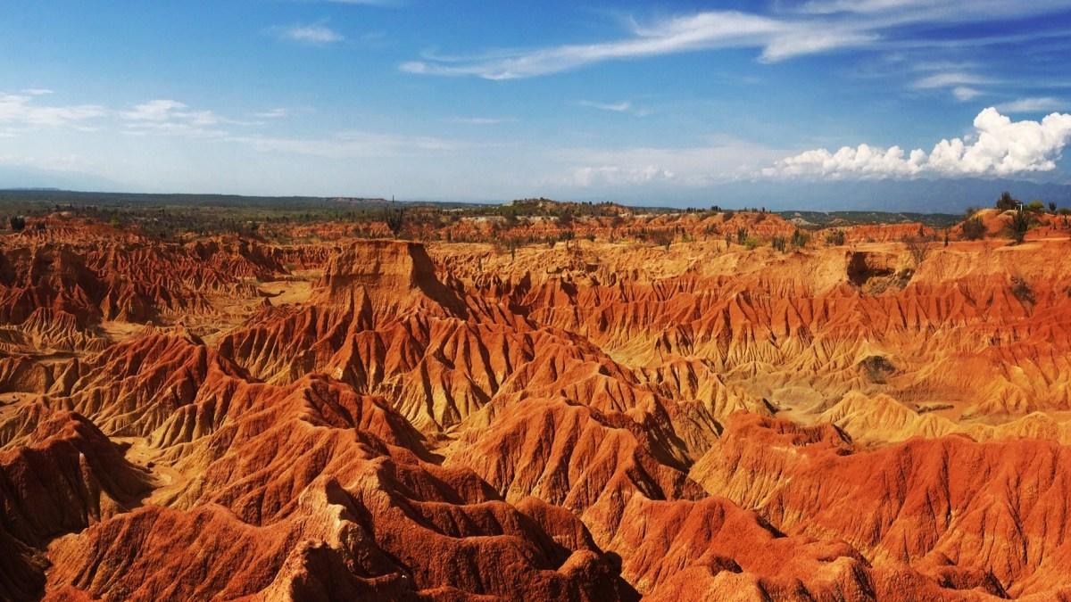 Tatacoa Desert (Courtesy)