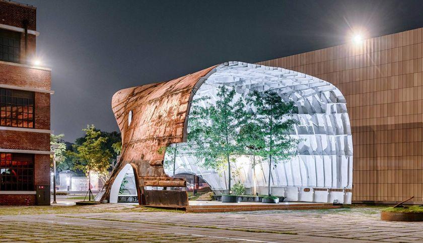 (Sugar Salt Pepper/Shinslab Architecture)