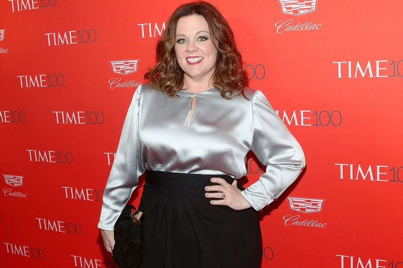 Actress Melissa McCarthy attends the 2016 Time 100 Gala at Frederick P. Rose Hall, Jazz at Lincoln Center on April 26, 2016 in New York City. (Photo by Taylor Hill/FilmMagic)