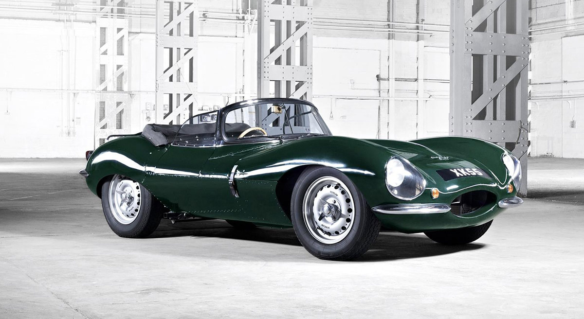 Jaguar Makes 'Replacements' for Destroyed '57 Classics
