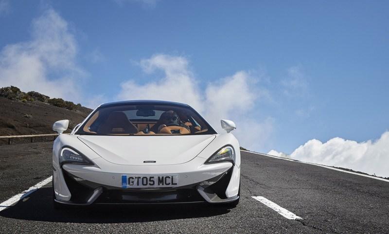 McLaren 570GT (McLaren)