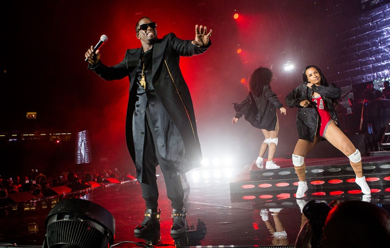 NEW ORLEANS, LA - JULY 03: Puff Daddy performs at the 2016 Essence Music Festival at the Mercedes-Benz Superdome on July 3, 2016 in New Orleans, Louisiana. (Photo by Josh Brasted/FilmMagic)