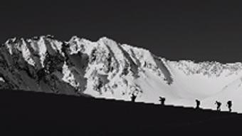 A Cinematographer's Stunning Ski Film