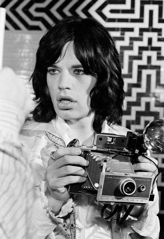 PIC BY BARON WOLMAN / CATERS NEWS - (PICTURED:Mick Jagger) - Legendary music photographer Baron Wolman has released a collection of iconic photographs in time for Woodstocks 47th anniversary. To mark the hippie festival, the rock photojournalist is showcasing a retrospective of his career from the Rolling Stone Magazines archive - including an unseen shot of Janis Joplin, taken in 1968. Other famous photographs on display in Mr Musichead Gallery include 300,000 Strong, which was taken during The Woodstock Festival, August 1969. SEE CATERS COPY