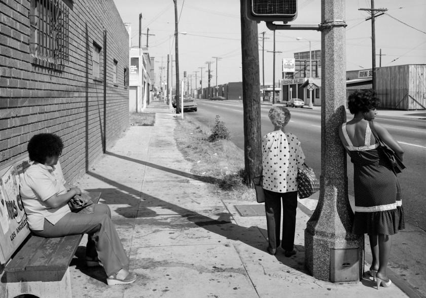 Public Transit Areas #46, 1979 (Anthony Hernandez)