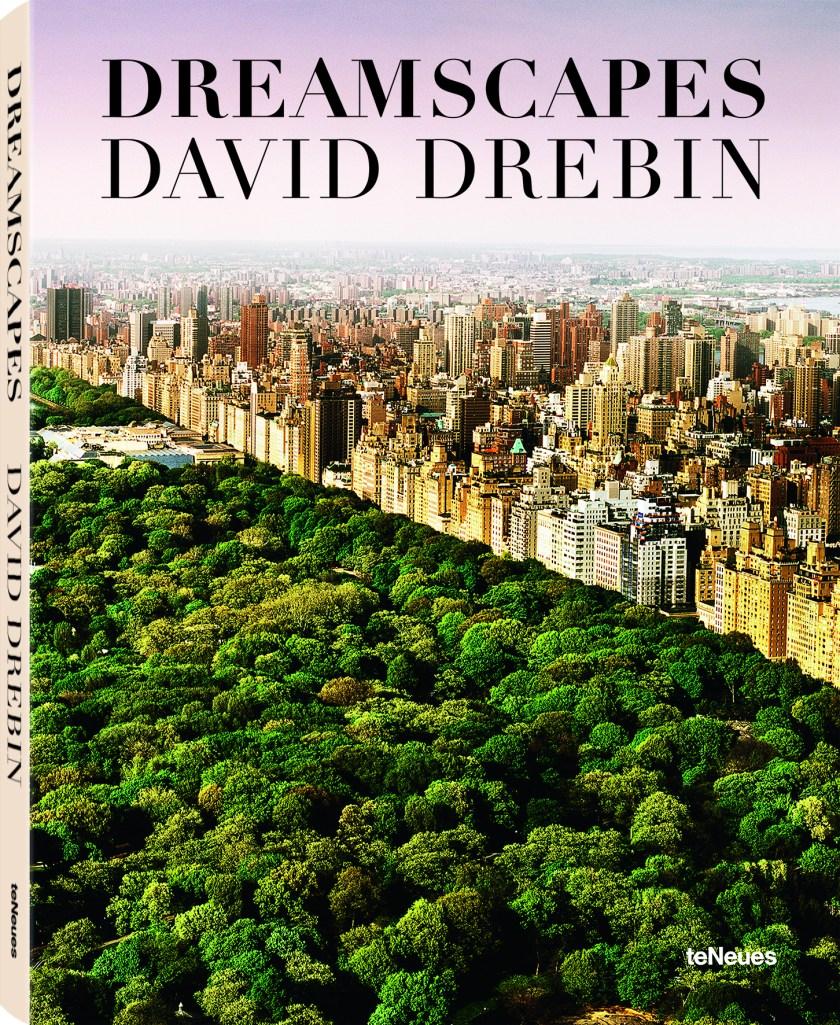Cover of 'Dreamscapes' (David Drebin/teNeues)