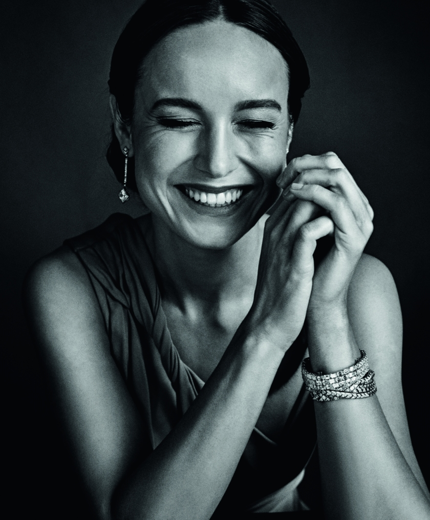 Brie Larson (Marc Hom/Published by teNeues)