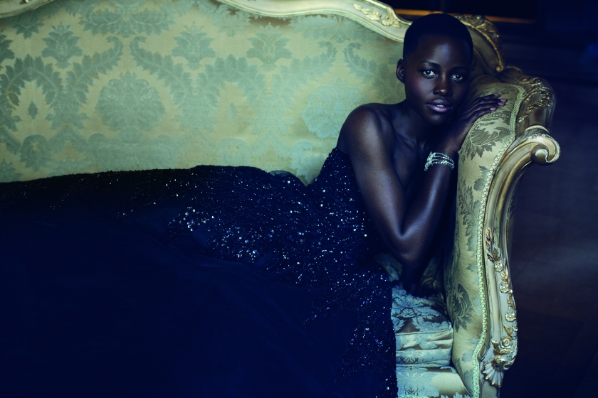 Lupita Nyong'o (Marc Hom/Published by teNeues)