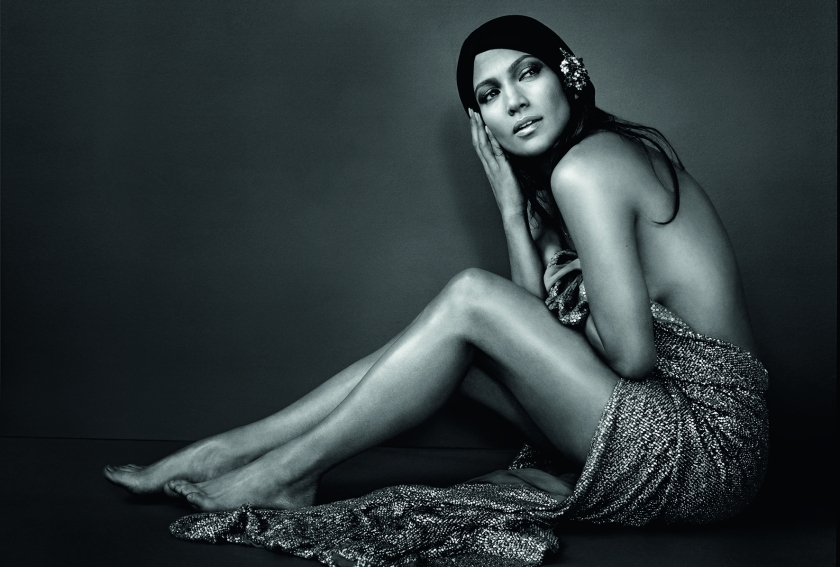 Jennifer Lopez (Marc Hom/Published by teNeues)