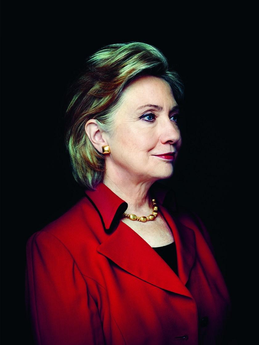 Hillary Clinton (Marco Grob/teNeues)