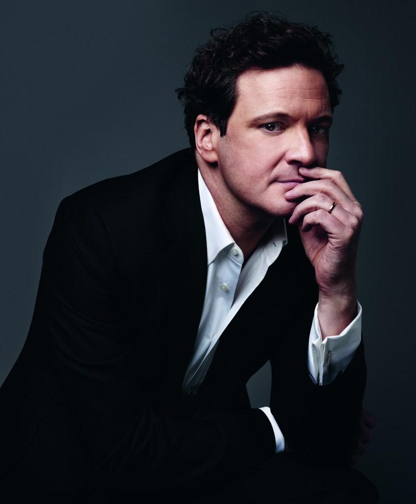 Colin Firth (Marco Grob/teNeues)