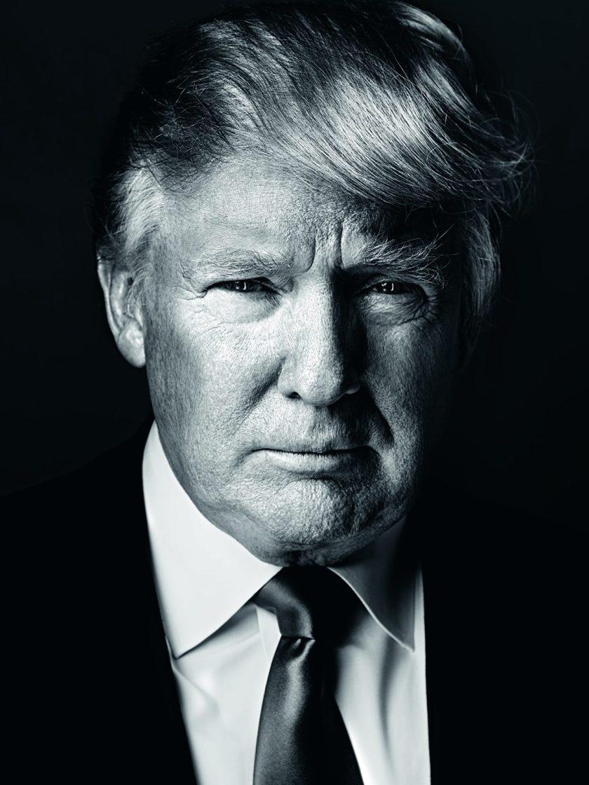 Donald Trump (Marco Grob/teNeues)